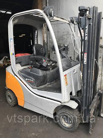 Вилочный газовый погрузчик Still RX70-20Т, 2т, газовая кара Б/У Черкассы