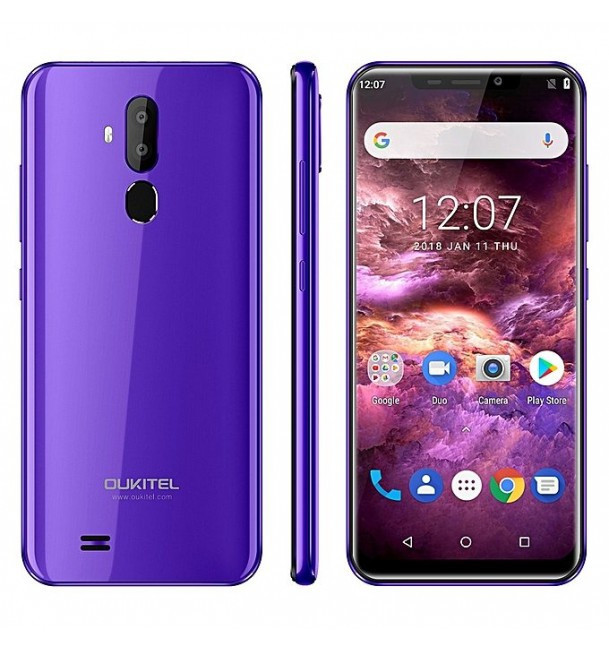 Смартфон OUKITEL C12 Pro purple