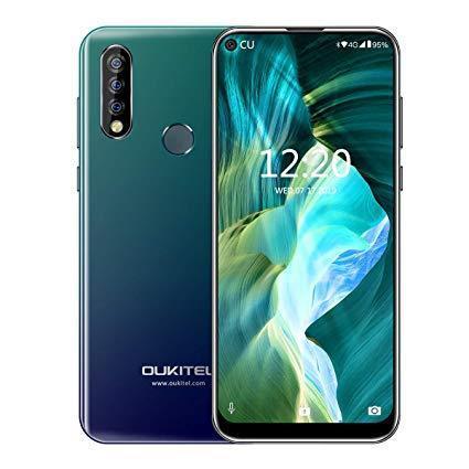 Смартфон OUKITEL C17 blue