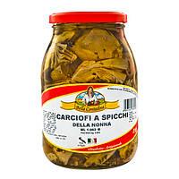 Артишоки маринованные Bella Contadina Carciofi a spicchi 950г
