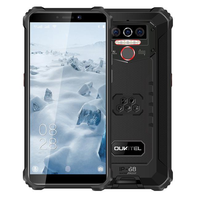 Смартфон OUKITEL WP5 black