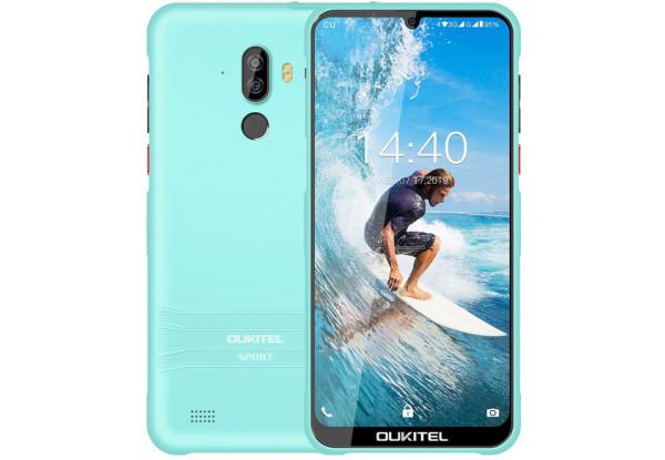 Смартфон OUKITEL Y1000 blue