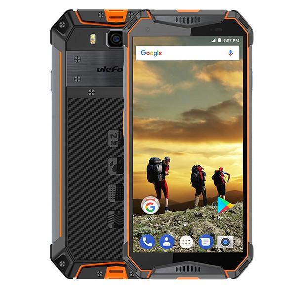 Смартфон UleFone Armor 3 orange