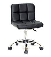 Кресло офисное на колесах ARNO СН-OFFICE экокожа , черный