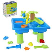 Игровой столик для песка и воды Мerconcer Toy 24 предмета