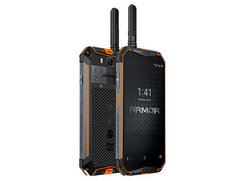 Смартфон UleFone Armor 3WT orange РАЦИЯ