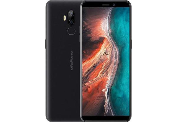 Смартфон Ulefone P6000 Plus black