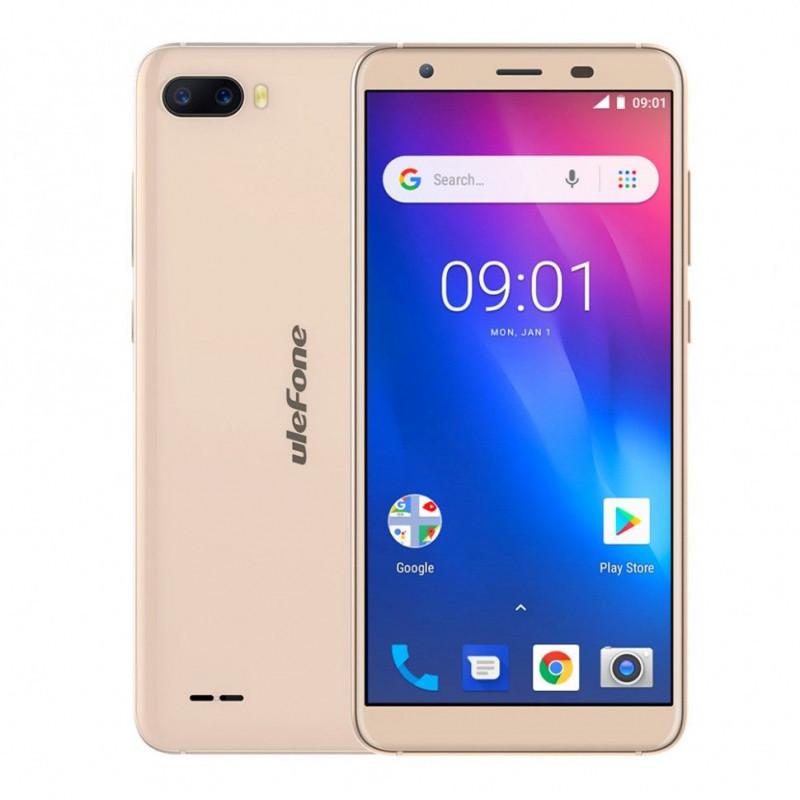 Смартфон UleFone S1 Pro gold