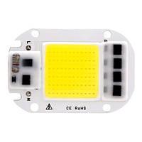 Светодиодная матрица с драйвером COB LED 50Вт 4500лм 220В, белая 2000-04754