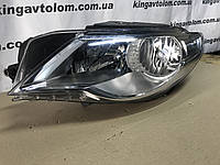 Фара левая Volkswagen Passat CC