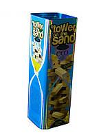 Игра дженга Tower on the sand  Dankotoys