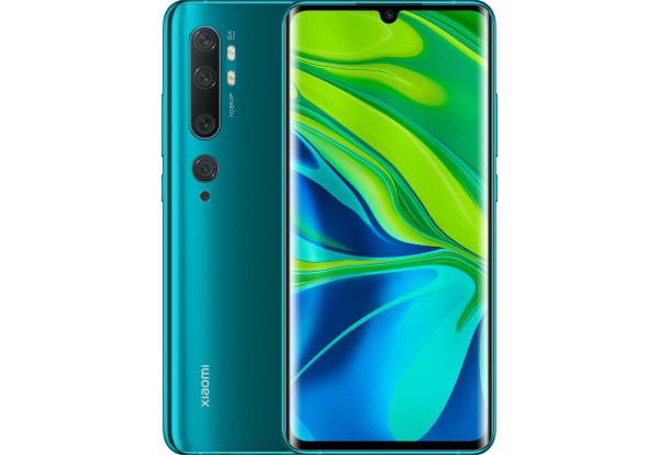 Смартфон Xiaomi Mi Note 10 green 6/128Gb green Global Version