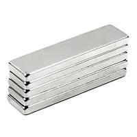 Магниты неодимовые сильные 40x10x3мм N35 10шт 2000-04077