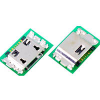 MicroUSB роз'єм гніздо 7pin MC-367 Samsung J1 J100 J5 J500 J7 J700 2000-04855