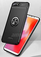 Тонкий бампер с кольцом AUTO FOCUS для Xiaomi Redmi 6A