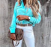 Женская стильная рубашка, фото 1