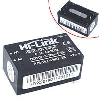 Преобразователь напряжения компактный AC-DC 220В-3.3В 0.9А HLK-PM03 2000-04926