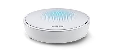 Wi-Fi Mesh система ASUS Lyra (MAP-AC2200-1PK) (AC2200, 1хGE WAN, 1xGE LAN, MU-MIMO, MESH, 7 антенн)