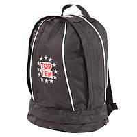 Рюкзак спортивный Top10, черный, 41*33 см.