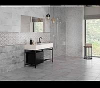 Керамическая плитка для ванной и туалета Concrete Style Cersanit