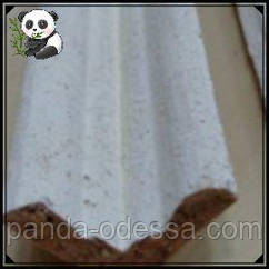 Корковий куточок внутрішній білий 900х15х15мм, LК1