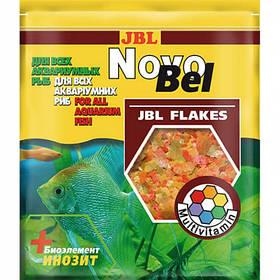 Основний корм у формі пластівців JBL NovoBel для акваріумних риб, 50 мл