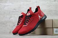 JORDAN C-13 мужские кроссовки сетка красная