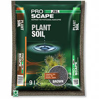 Питательный грунт JBL ProScape Plant Soil BROWN для растительных аквариумов, коричневый, 9 л
