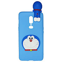 Чехол Cartoon 3D Case для OnePlus 6 Кот