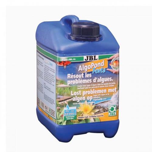 Кондиціонер JBL AlgoPond Forte проти водоростей в садових ставках, 2,5 л