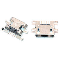 Роз'єм MicroUSB 5pin MC-133 Sony Xperia M C1904 C1905 C2004 C2005 # 10.01093