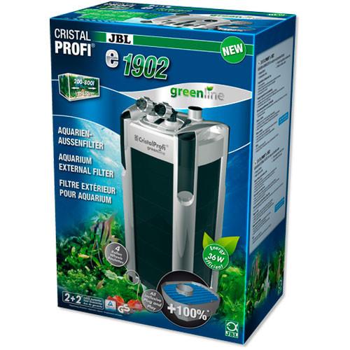 Внешний фильтр JBL CristalProfi e1902 greenline для аквариумов 200-800 л