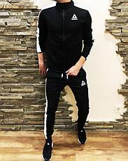 Спортивный костюм Reebok classic black, фото 3
