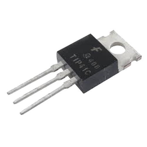 Чіп TIP41C TO220, Транзистор біполярний NPN 100В 6А 2001-01587