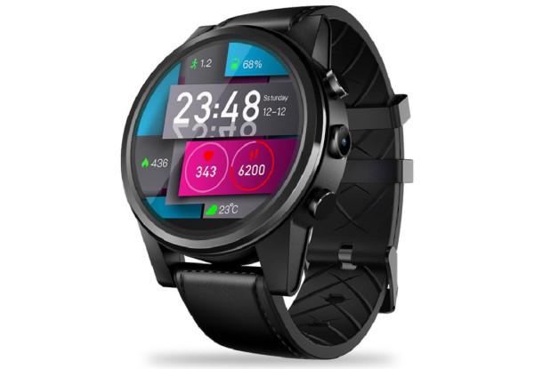 Смарт годинник Zeblaze THOR 4 Pro black