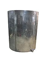 Резервуар из нержавейки 10 м.куб