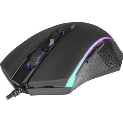 Мышка Redragon Memeanlion Chroma RGB Black (75033)