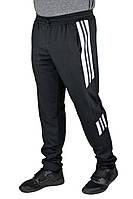 Мужские спортивные брюки N-Sport черные с серым, фото 1
