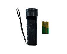 Ультразвуковой отпугиватель собак Aokeman Sensor AD 100 SH Черный (2409)
