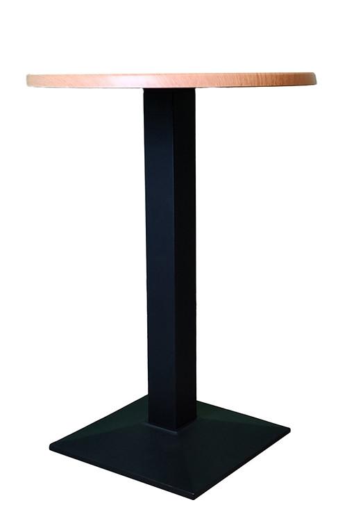 Стол Ницца с круглой столешницей ТМ Аурит