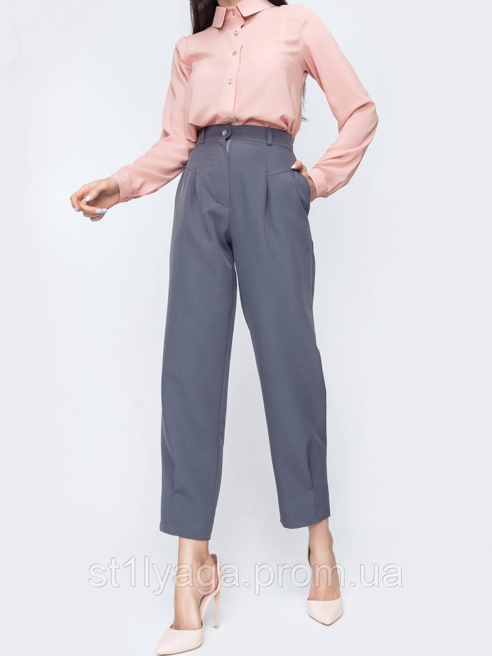 S,M,L Короткие брюки с высокой посадкой