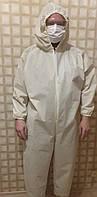 Комбинезон защитный, одноразовый 80 г/м2