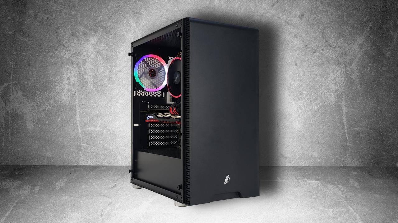 "Игровой компьютер KIEV-IT™ ""Bizon"" Ryzen 5 3600 | B450 | GTX 1070 | DDR4 16GB | SSD 480GB"