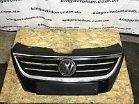Решітка радіатора Volkswagen Passat CC, фото 1