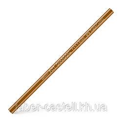 Вугільний олівець пресований Faber-Castell Pitt Сompressed Charcoal Hard, твердий, 112993