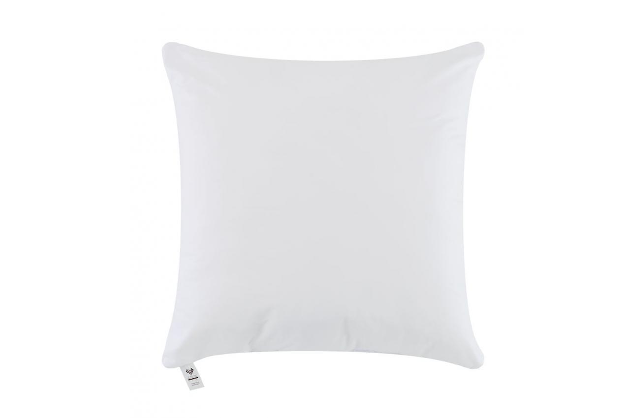Подушка холлофайбер 50x50 м'яка Comfort Classic IDEIA
