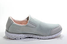 Женские кроссовки без шнурков в стиле Under Armour, летние в сеточку, фото 3