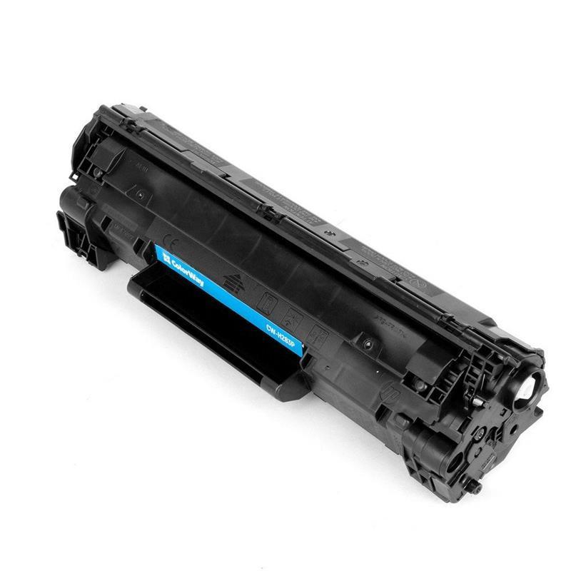 Картридж CW (CW-H283P) HP LJ Pro M125/M126/M127 (аналог CF283A) Premium