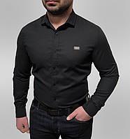 Рубашка Чол. 48(р) чорний 18403-1 Philipp Plein Туреччина Весна-C