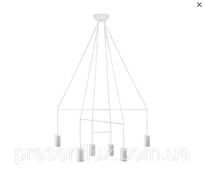 Подвесной светильник 9676 IMBRIA WHITE VI